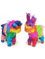 Cinco de Mayo Decorations Small Bull or Donkey Pinata Image