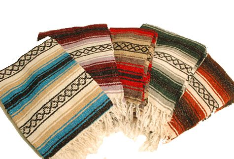 mexican party supplies mexican blankets. Black Bedroom Furniture Sets. Home Design Ideas