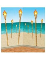 Luau Decorations Tiki Torch Props Image