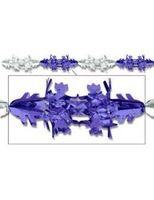 Christmas Decorations Metallic Winter Snowflake Garland Image