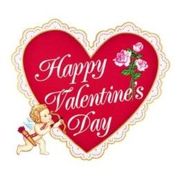 Valentine's Day Decorations Valentine Sign Image