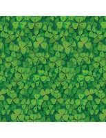 St. Patrick's Day Decorations Clover Field Backdrop Image