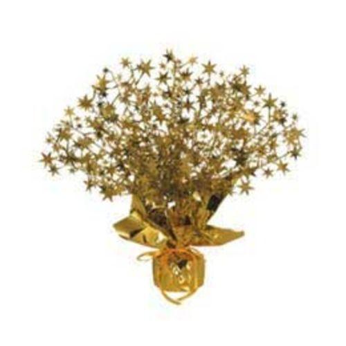 Gold starburst centerpiece decorations amols fiesta