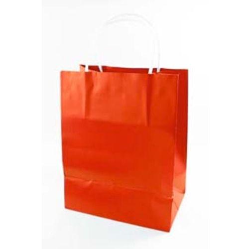Medium gift bag red bags paper amols fiesta