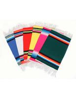 """Cinco de Mayo Decorations 10"""" x 6"""" Multicolor Serape Image"""