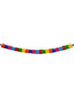 Cinco de Mayo Decorations Multicolor Plastic Fiesta Garland Image