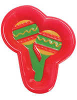 Cinco de Mayo Table Accessories Mini Maracas Tray Image