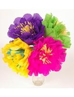"Cinco de Mayo Decorations Chayo's Flowers (8"") 4 per bunch Image"