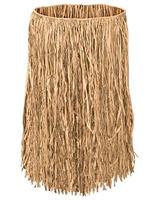 Luau Party Wear Child's Raffia Hula Skirt Image