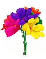 Cinco de Mayo Decorations Jumbo Terecitas Flowers Image
