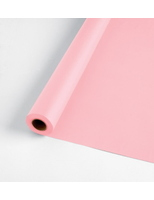 Baby Shower Table Accessories 300' Table Roll Pink Image