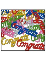 Graduation Decorations Congrats Confetti Image