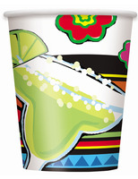 Cinco de Mayo Table Accessories Margarita Splash Cups Image
