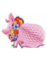 Luau Decorations Luau Pig Centerpiece Image