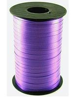 Mardi Gras Balloons Curling Ribbon Purple Image