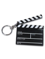 Awards Night & Hollywood Favors & Prizes Hollywood Clapboard Keychains Image