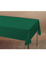 Table Accessories Rectangular Table Cover Hunter Green Image