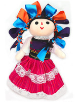 Cinco de Mayo Decorations Extra Large Indita Doll Image