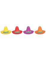 Cinco de Mayo Hats & Headwear Mini Plastic Sombreros Image