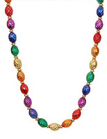 Cinco de Mayo Party Wear Pineapple Bead Necklace Image
