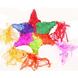Cinco de Mayo Decorations Mini Star Pinata Image