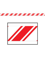 Christmas Decorations Candy Cane Streamer Image