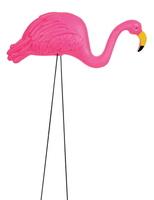 Luau Decorations Flamingos Yard Set Image
