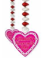 Valentine's Day Decorations Valentine Danglers Image