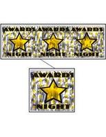 Awards Night & Hollywood Decorations Awards Night Banner Image