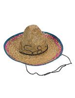 Cinco de Mayo Hats & Headwear Child's Straw Sombrero Image