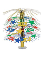 New Years Decorations 2016 Cascade Centerpiece Image
