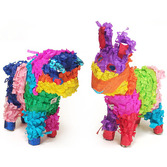 Cinco de Mayo Decorations Small Bull or Donkey Pinata Image