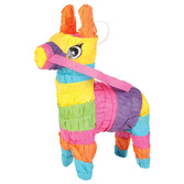 Cinco de Mayo Decorations Mini Donkey Pinata Image