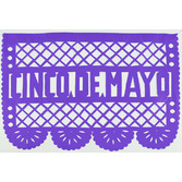 Cinco de Mayo Decorations Cinco de Mayo Papel Picado Image