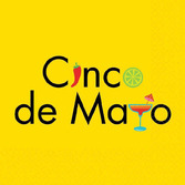 Cinco de Mayo Table Accessories Cinco de Mayo Beverage Napkins Image
