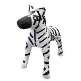 Jungle & Safari Decorations Zebra Pinata Image