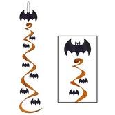 Halloween Decorations Bat Whirls Image