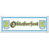 Oktoberfest Decorations Oktoberfest Sign Banner Image
