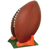 Sports Decorations 3-D Football Centerpiece Image