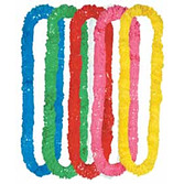 "Cinco de Mayo Party Wear 1.5"" Soft Poly Lei Image"