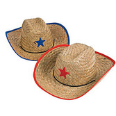 Western Hats & Headwear Child Cowboy Hat With Star Image