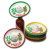 Cinco de Mayo Decorations Mini Mexico Sombreros (Dozen) Image