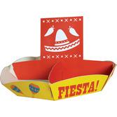 Cinco de Mayo Table Accessories Fiesta Deco Cardboard Bowl Image