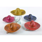 Cinco de Mayo Hats & Headwear Child's Solid Color Sombrero Image