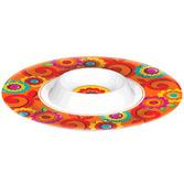 Cinco de Mayo Table Accessories Fiesta Chip & Dip Platter Image