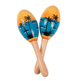Cinco de Mayo Favors & Prizes Tropical Maraca Image