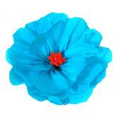 Cinco de Mayo Decorations Rachel's Turquoise Flower Image