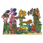 "Luau Decorations 25""x37"" Seascape Cutout Image"