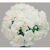 Cinco de Mayo Decorations White Carnations Image