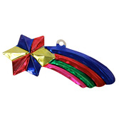 Cinco de Mayo Decorations Shooting Star Tin Ornament Image